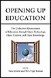Opening Up Education cover